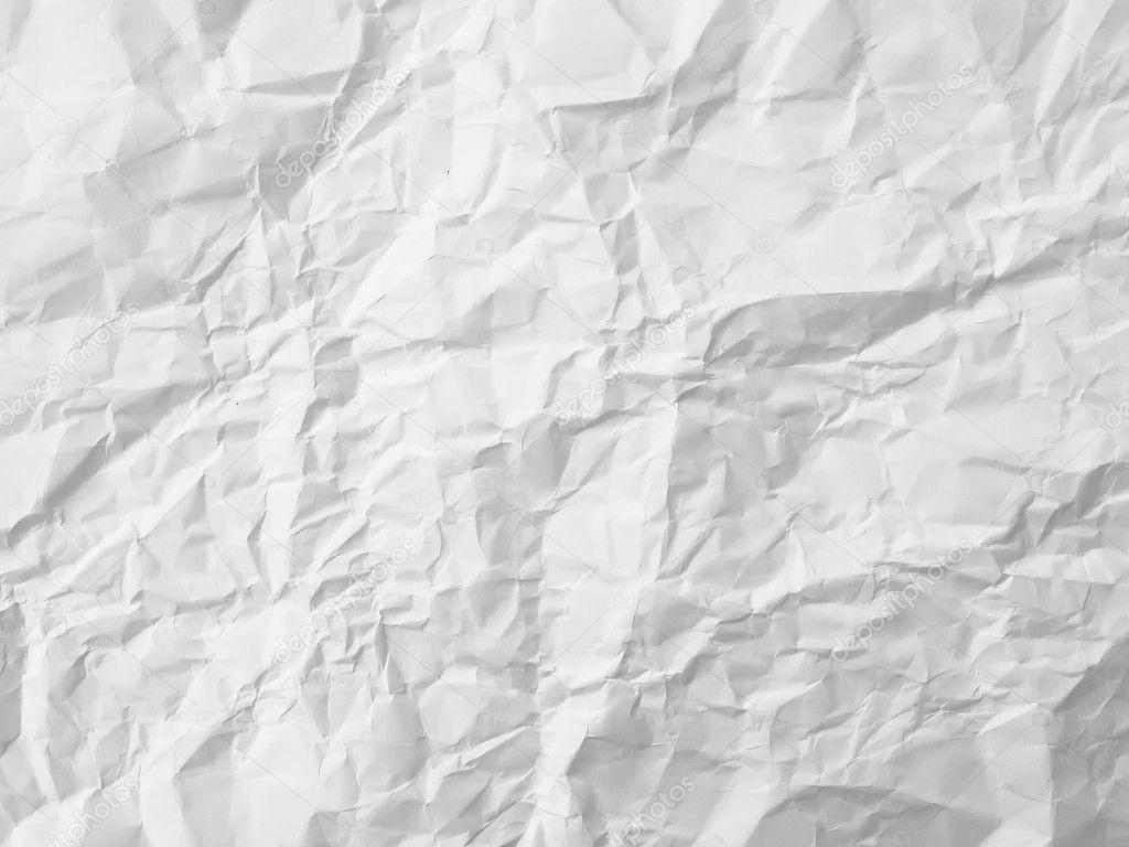 Бумага белая фон