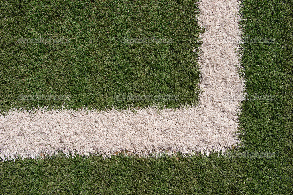 Texture of sports field