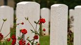 americký hřbitov v Normandii