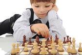Fényképek iskolás sakkozni