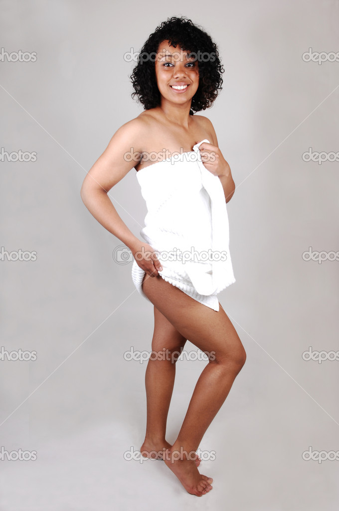 Beautiful Girl In Bath Towel Stock Photo 169 Sucher