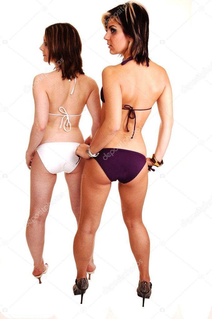Jóvenes Dos Chicas Dos Dos Bikini Jóvenes Jóvenes Dos Bikini Chicas Bikini Chicas c5L3S4qARj