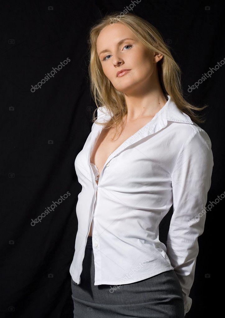 Secretary Sexy babe