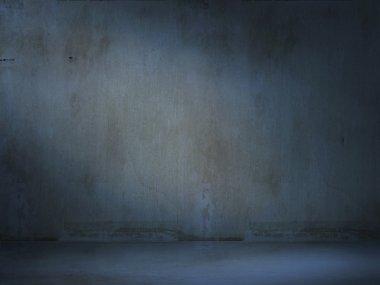 "Картина, постер, плакат, фотообои ""гранж винтажная пустая комната "", артикул 4288206"