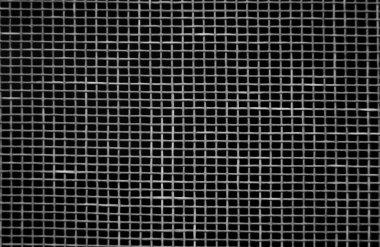 Window Screen Close-up