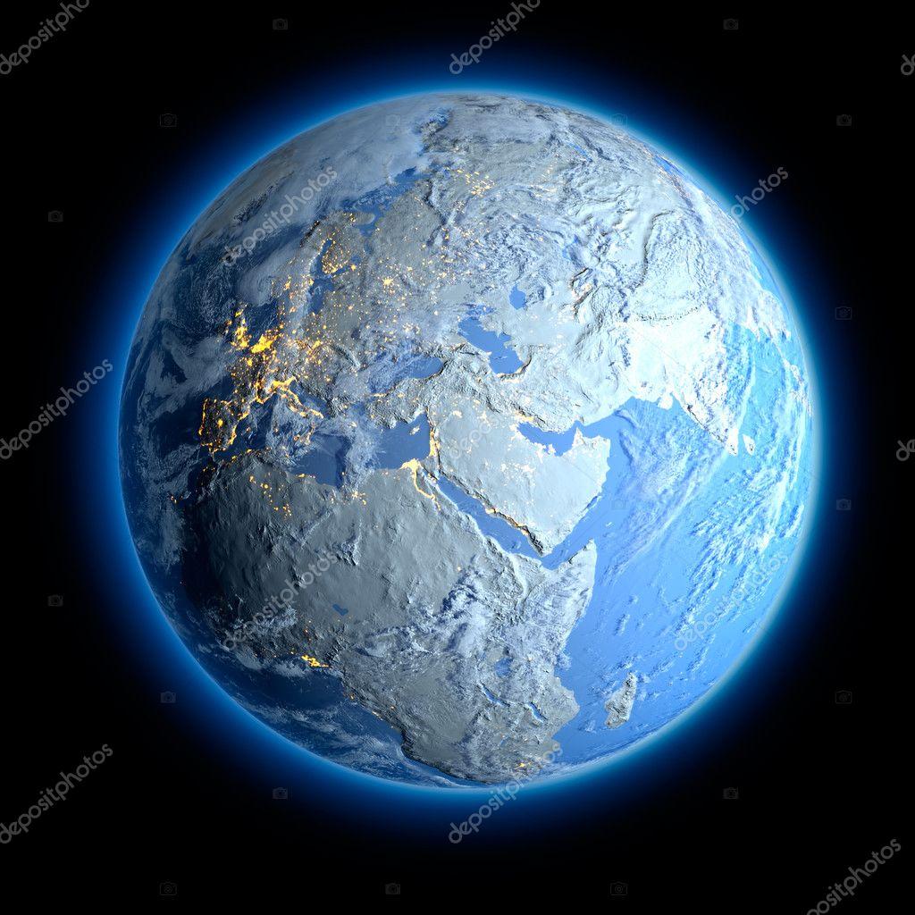 Winter Earth