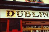 Fotografie Dublin Pub