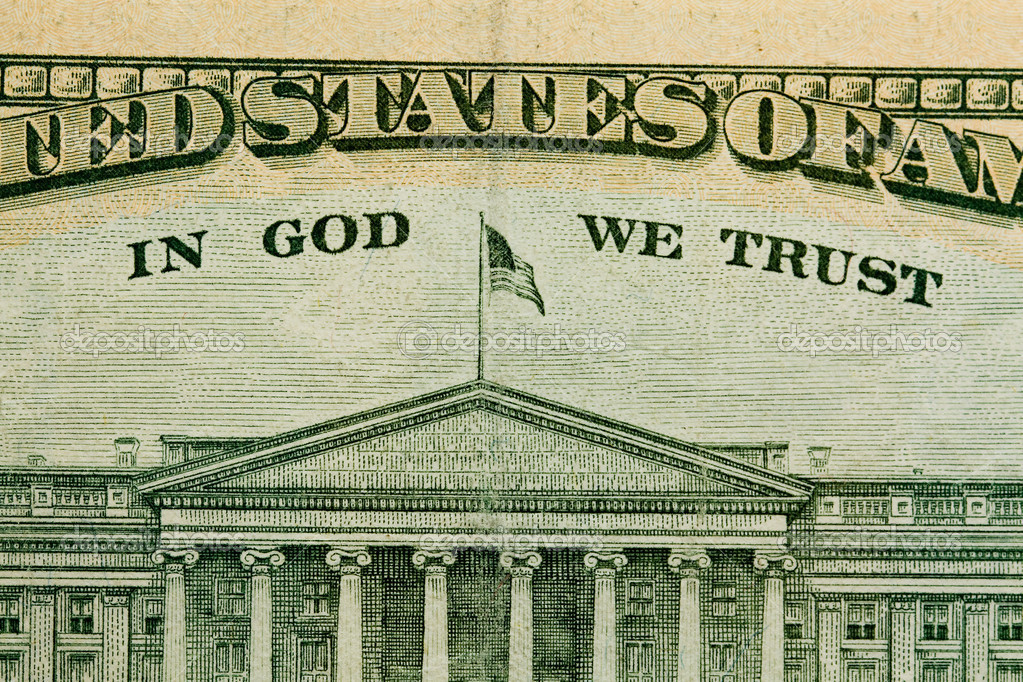 in god we trust essay We often confide in different passages and scriptures in the bible to see examples of how we should trust god one example of trust in the bible is the story of joseph joseph was sold into slavery by his own brothers, who he trusted, and became sold to potiphar, the official in pharaohs household.