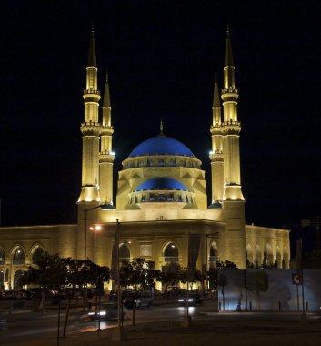 Kathem-al-anbiya mosque, Beirut, Lebanon