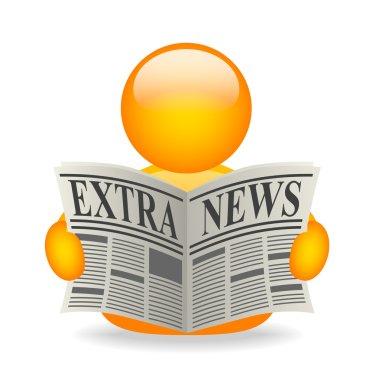 Extra news avatar