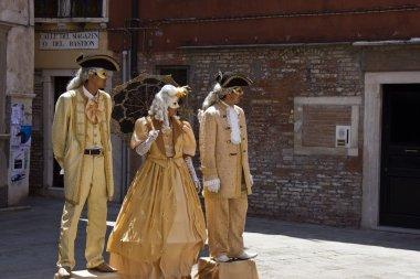 Street actors