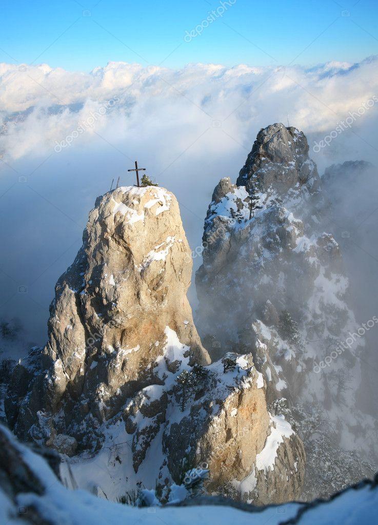 Crag on AyPertri