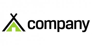 Eco travel logo