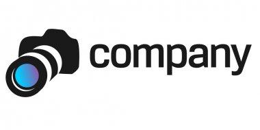 Professional camera logo for company
