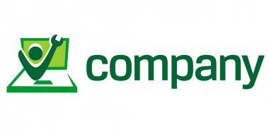Logo - computer repair logo