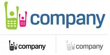 Dating mobile phone logo