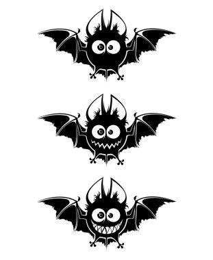 Black vampires bats
