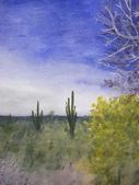 egy nap az arizona-sivatagban