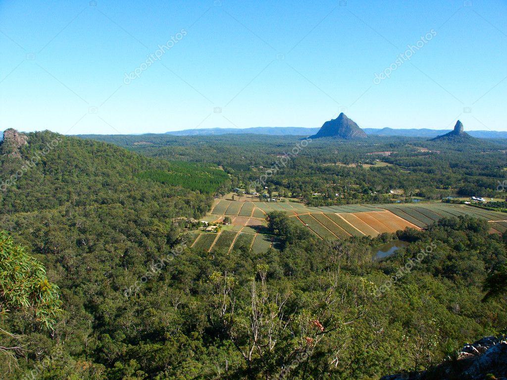 Glass House Mountains - Australia