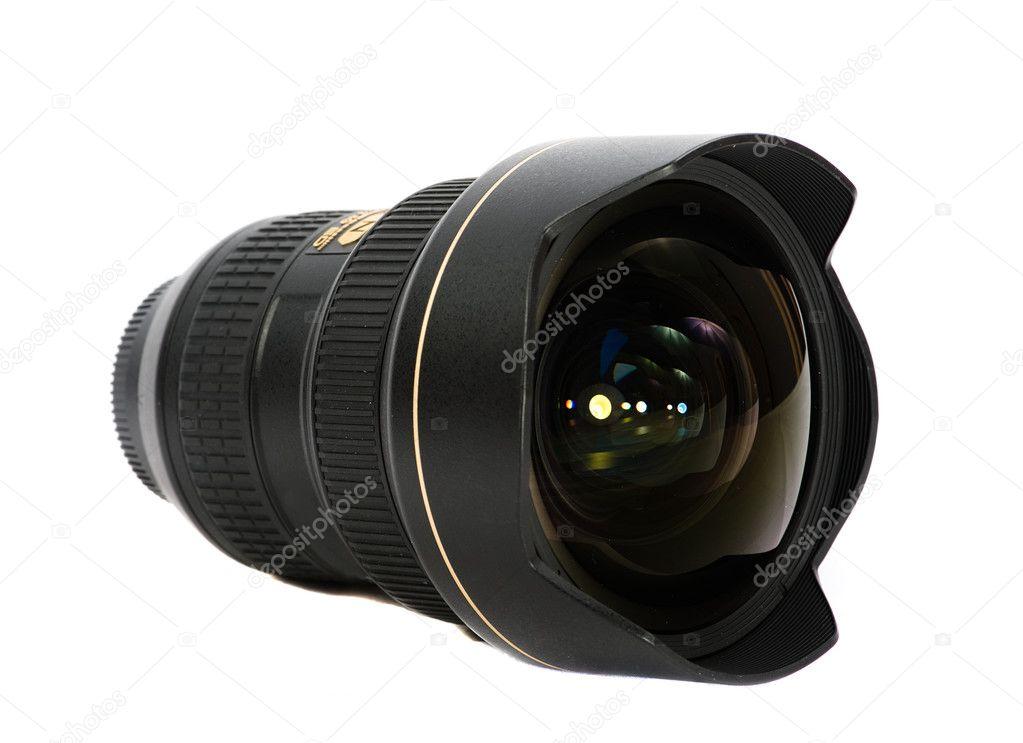 High-end 14-24 mm. gran angular zoom para dslr de fotograma completo ...