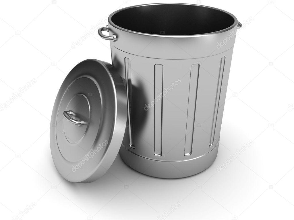 Trash Can Stock Photo 169 Mmaxer 3555247