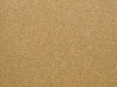 Sheet of brown paper useful as a background stock vector