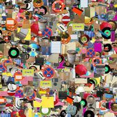 Fotografie Objects collage
