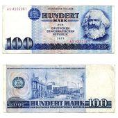 DDR bankovka