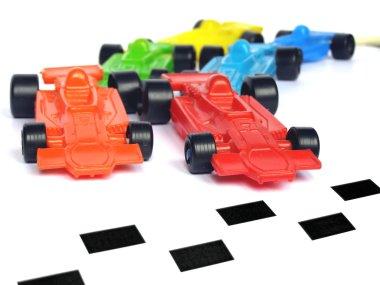 F1 Formula One racing car