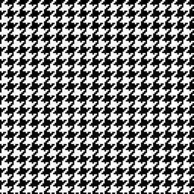 Pixel Houndstooth #1