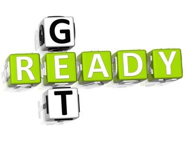 Get Ready Crossword