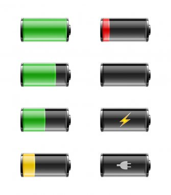 Batteries power