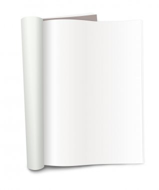 Blank Magazine - XL