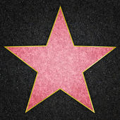 Photo Hollywood Star