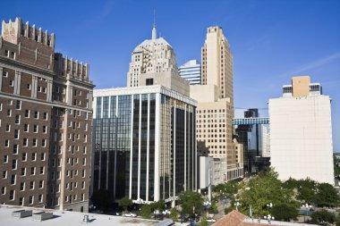 Downtown of Oklahoma City