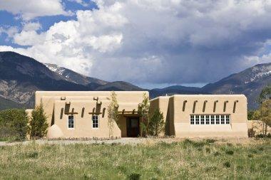 Adobe Mountain House