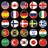 Photo Vector Flags