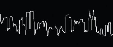 """Картина, постер, плакат, фотообои """"Нью-Йорк"""", артикул 3786157"""