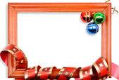Fotografie Vánoční koule frame2