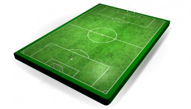 Semi Real Soccer stadium