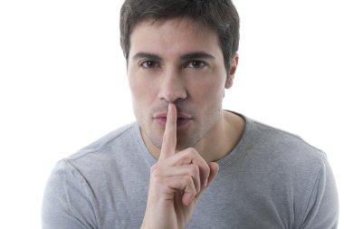 Shhh silence please