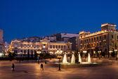 Photo Kotzia Square and Athens Cityhall