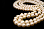 Fotografie Pearl necklace