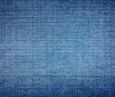 Background of blue jeans