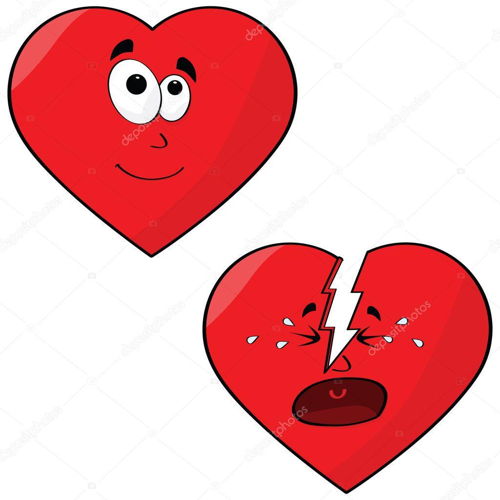Corazones De Amor Archivo Imágenes Vectoriales Bruno1998 3715167