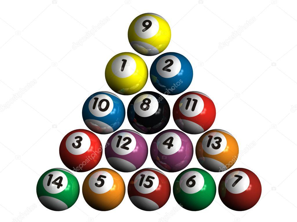 Pool Balls Stock Photo 169 Lajo 2 3843767