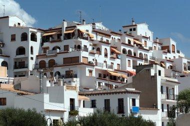 Apartments in Moraira