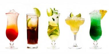 Few cocktails