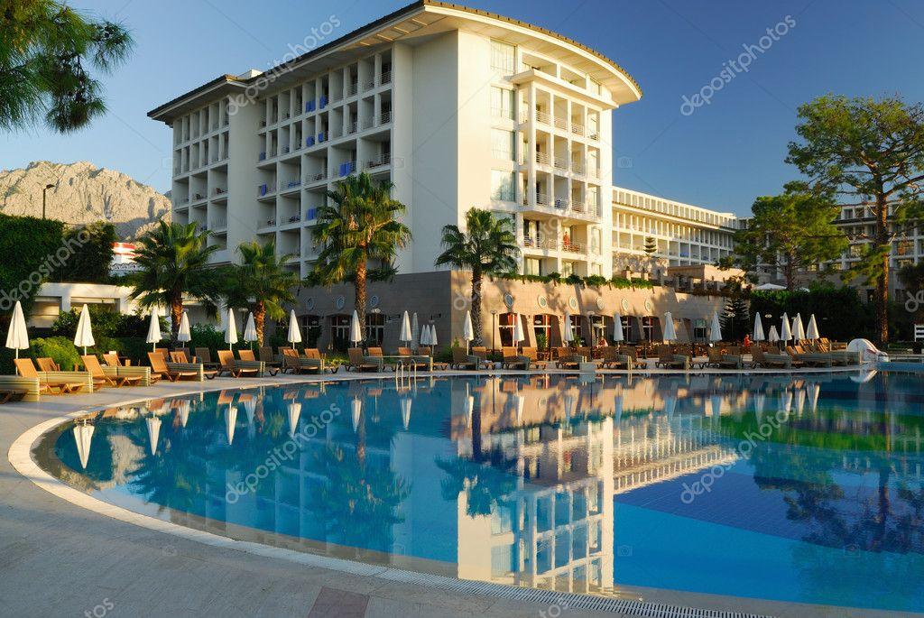Luxury resort in Turkey