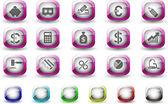 finance a bankovnictví ikony